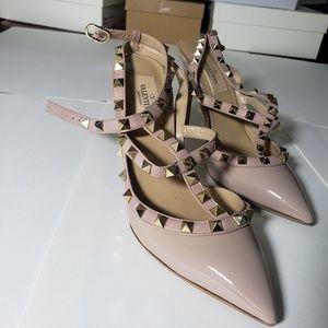 Valentino Heels color P45 (Poudre) - Size 6.5